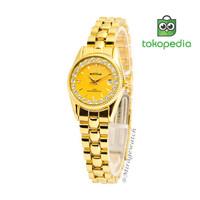 Mirage Jam Tangan Wanita Rx tgl Gold L pK 1580