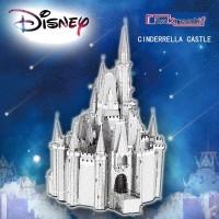 Puzzle 3D Metal Arsitektur The Cinderella Castle