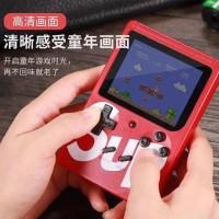 Retro FC game boy Console Game Mini gamepad retro fc Portabel - Merah