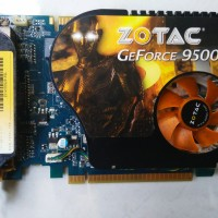 VGA PCI-E Nvidia GeForce 9500 GT 512Mb 128Bit GAMER