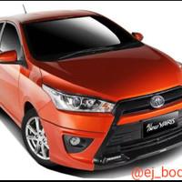 Bodykit Toyota All New Yaris TRD Sportivo
