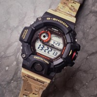 Jam Tangan Casio G-Shock GW-9400 DCJ Army Creem Rangeman Original BM