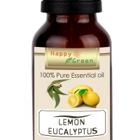 Happy Green Eucalyptus Lemon Essential Oil 10 ml 100 Murni Natural