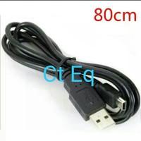 USB 2.0 Male To Mini 5 PIN B Data Pengisian Kabel Cord adaptor