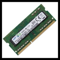 SAMSUNG MEMORY LAPTOP DDR 3 4GB PC 12800 SODIMM BERKUALITAS
