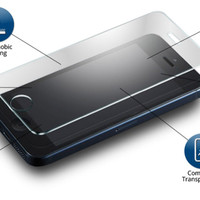 Tempered Glass Screen Protector Clear (Bening) Iphone 5 6 7 8 Plus X