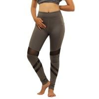 Celana Olahraga Yoga Senam Gym X Gottex Engineering X Mesh-2 Legging