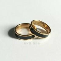 cincin titanium cincin couple single xk53
