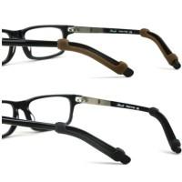 Slip silicone Kaitan Gagang Kacamata