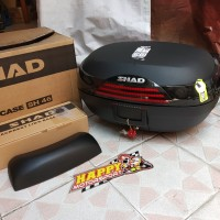 New Arrival!!! Top Box belakang Shad SH-46 bonus Backrest originl SHAD