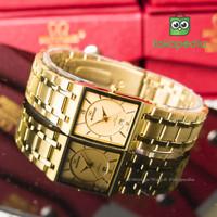 Jam Tangan Mirage Wanita Gold 7908L-pK