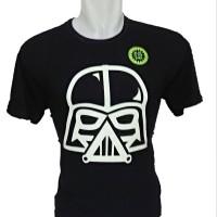 Kaos Baju Big Size Star Wars Glow in the dark Tshirt Jumbo