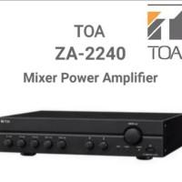 Amplifier TOA ZA2240/240W