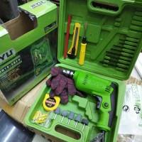 Mesin bor set RYU 10mm RDR10-3REB drill variable set RDR 10 - 3 REB