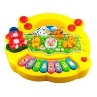 Animal Farm Piano Mainan Musik Anak dan Bayi
