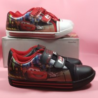 Sepatu anak Disney CARS Sneakers kets laki laki