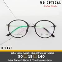 Frame Kacamata Murah Pria/Wanita/Fashion FF 13