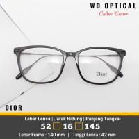 Frame Kacamata Murah Pria/Wanita/Fashion FF 17
