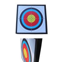 Bantalan Target Seri 50x50 cm Xda ( Panahan Archery )