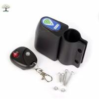 Kunci Sepeda Gembok Alarm Sepeda Wireless