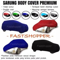 SARUNG COVER BODY WARNA MOBIL HONDA CRV TURBO ALL NEW - SBW71