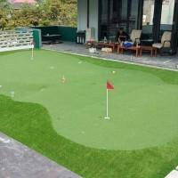 Jasa pembuatan lapangan mini golf (putting green)