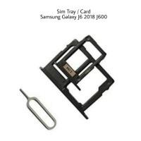 Sim Tray Card Lock Slot Samsung Galaxy J6 2018 J600