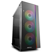 Deepcool MATREXX 55 ADD-RGB 3F Tempered Glass Mid Tower Gaming Case