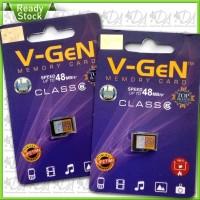 Memory Card V-Gen 32GB Original - Memori HP MMC MicroSD V Gen