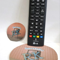 Remote Remot TV LG LCD LED Menyerupai Original