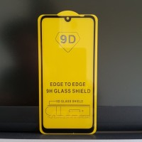 TEMPERED GLASS 5D FULL COVER XIAOMI REDMI NOTE 7 - Hitam