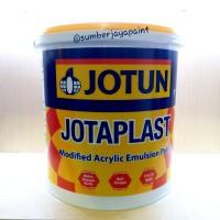 Cat Tembok Jotun Jotaplast 3,5ltr - 1648 Wiltshire Cream