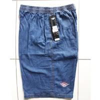 Celana Pendek Jeans Pinggang Karet HR 705