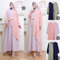 Gamis Knot Folded Layer MC3219