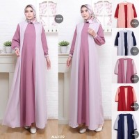 Gamis Robe Layer MA3219