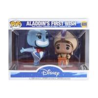 PROMO Action Figure Funko Pop Vinyl Disney Aladdin First Wish Original