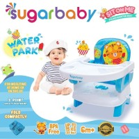 SUGAR BABY BOOSTER SEAT TEMPAT DUDUK BAYI
