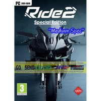RIDE 2 SPECIAL EDITION CD DVD GAME PC GAMING PC GAMING LAPTOP GAMES