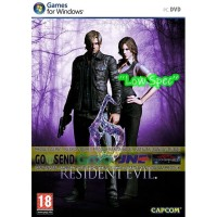 RESIDENT EVIL 6 COMPLETE CD DVD GAME PC GAMING PC GAMING LAPTOP GAMES