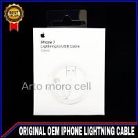 Kabel Data Iphone X XR XS XS Max ORIGINAL OEM Lightning Cable