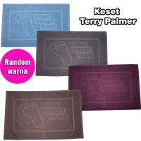 Keset Handuk Terry Palmer Premium Motif HSH 45 x 70cm - Random Colour