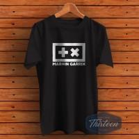 T4843 Kaos Tshirt Baju Combed 30S Distro EDM DJ Martin Garrix Jersey