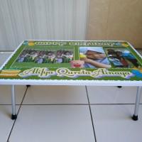 meja lipat custom ( gambar sesuai pesanan)