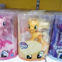 Original Boneka My Little Pony Apple Jack Figure 7,5 cm