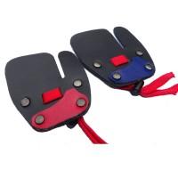 Finger Tab DEWASA Premium Leather Original 100% Untuk Panahan by MBI
