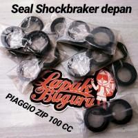 Seal SHOCK DEPAN Piaggio ZIP 100CC 1set isi 2pcs
