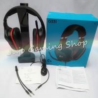 Logitech G331 / G 331 Stereo Gaming Headset Garansi Resmi Logitech