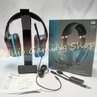 Logitech G431 / G 431 7.1 Surround Gaming Headset Garansi Resmi