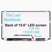 Layar LED LCD Laptop Lenovo Legion Y520-15IKBN Series