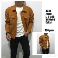 Special Product Jaket Jeans Pria Parka Denim Polos Hoodie Kaos Cowok